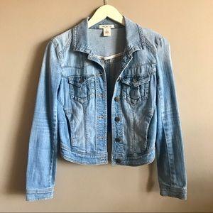 [Arden B] Light Washed Denim Jacket